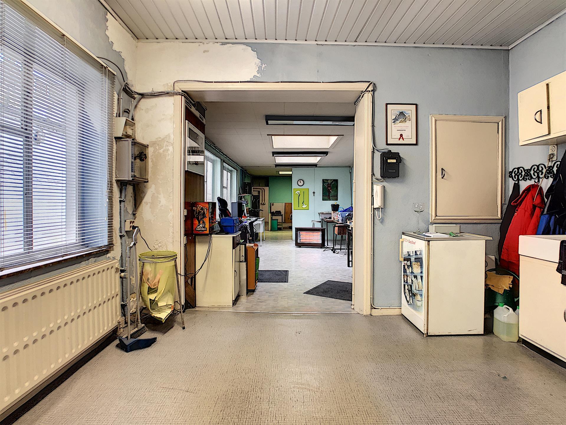 Entrepôt - Schaerbeek - #4194227-14