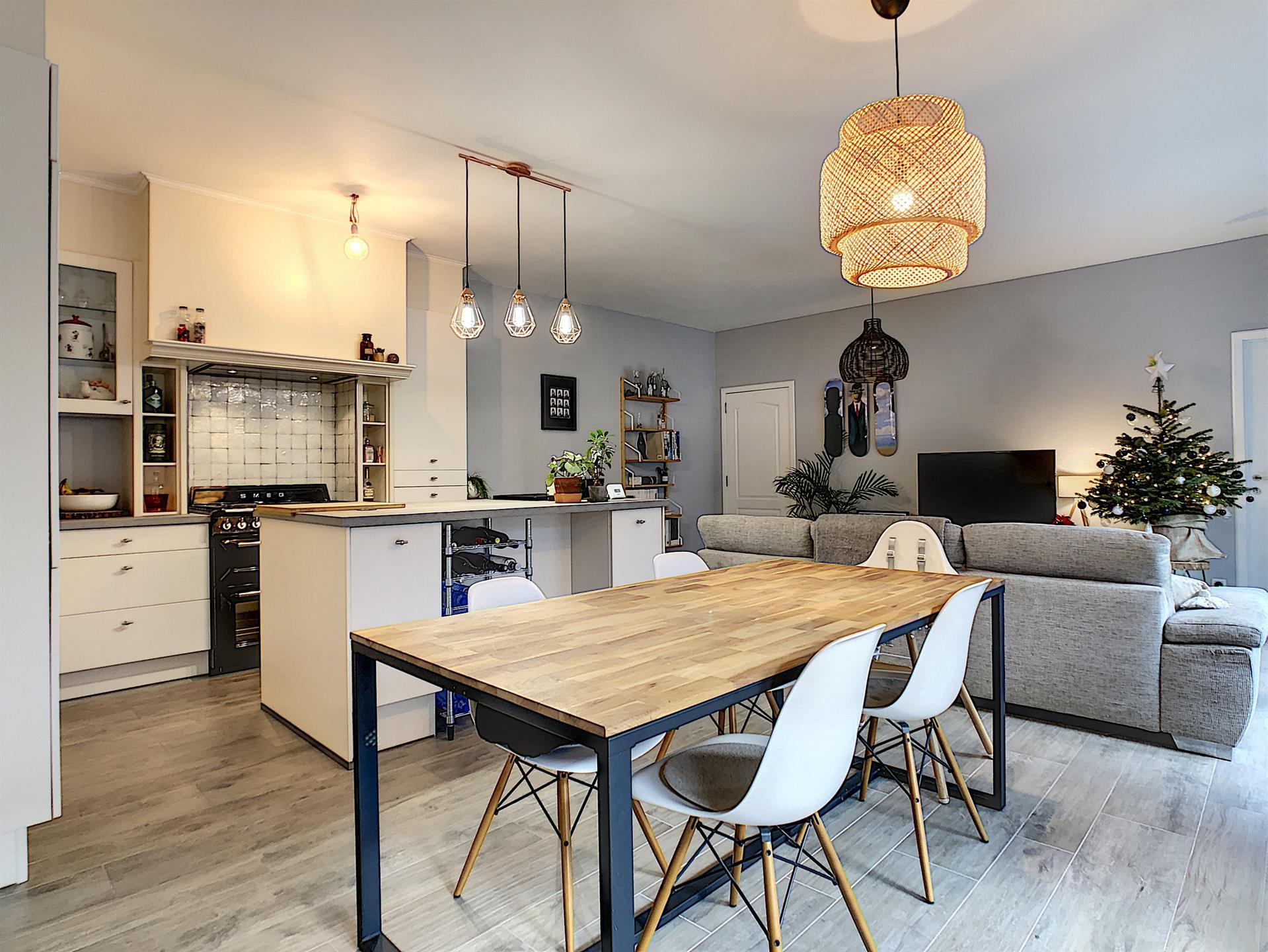 Appartement avec jardin - Anderlecht - #4228000-8