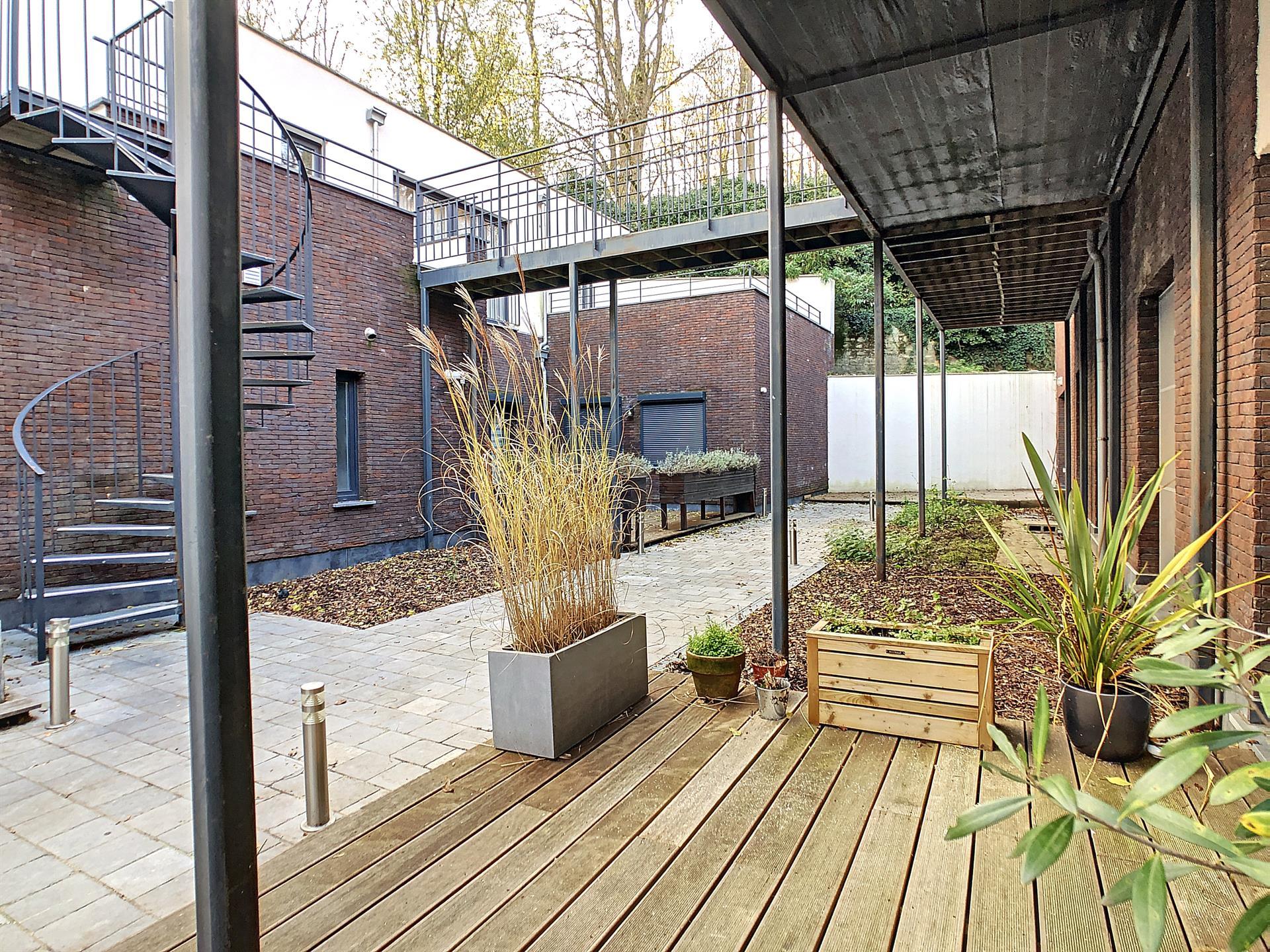 Appartement avec jardin - Anderlecht - #4228000-10