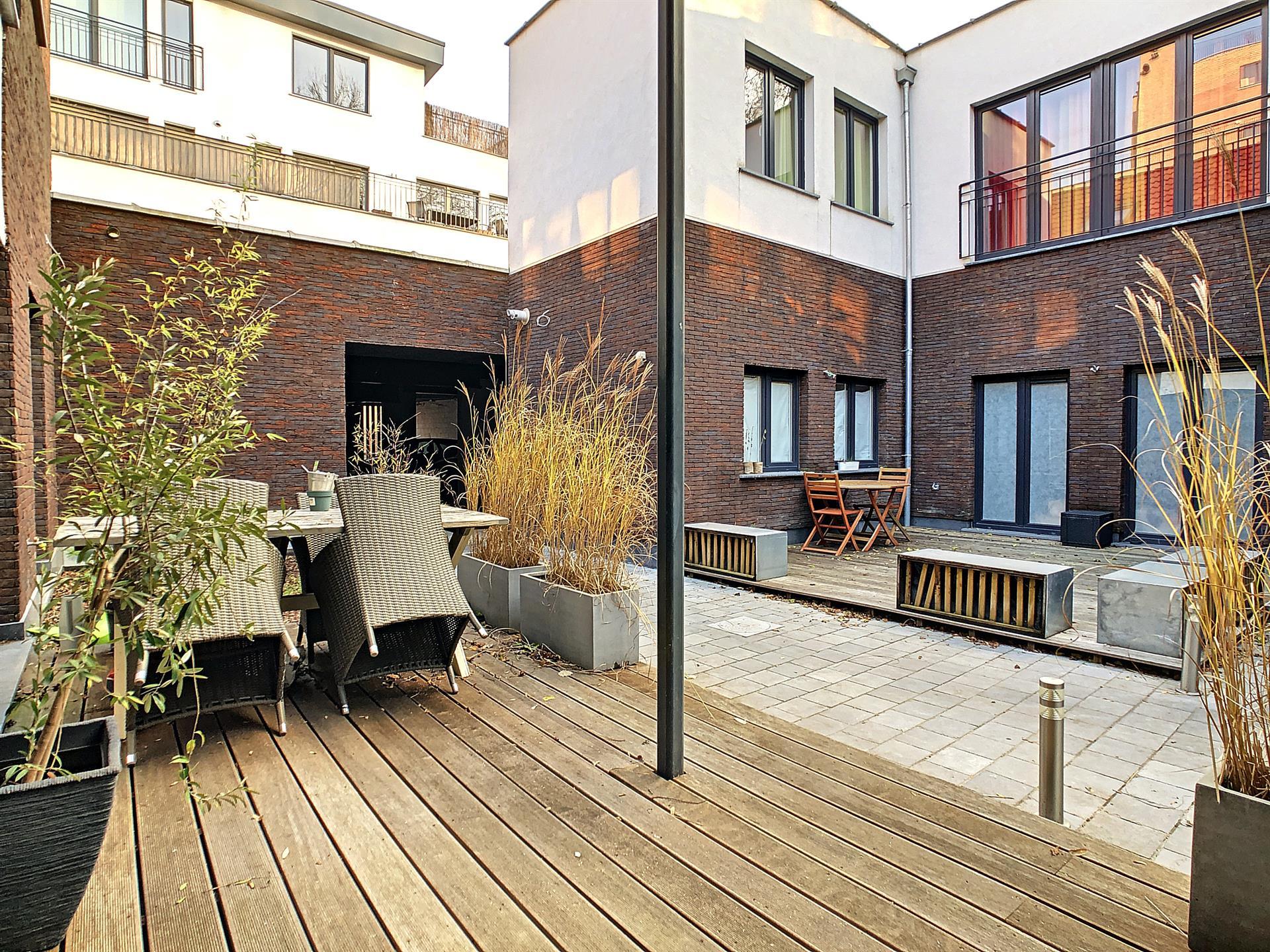 Appartement avec jardin - Anderlecht - #4228000-2
