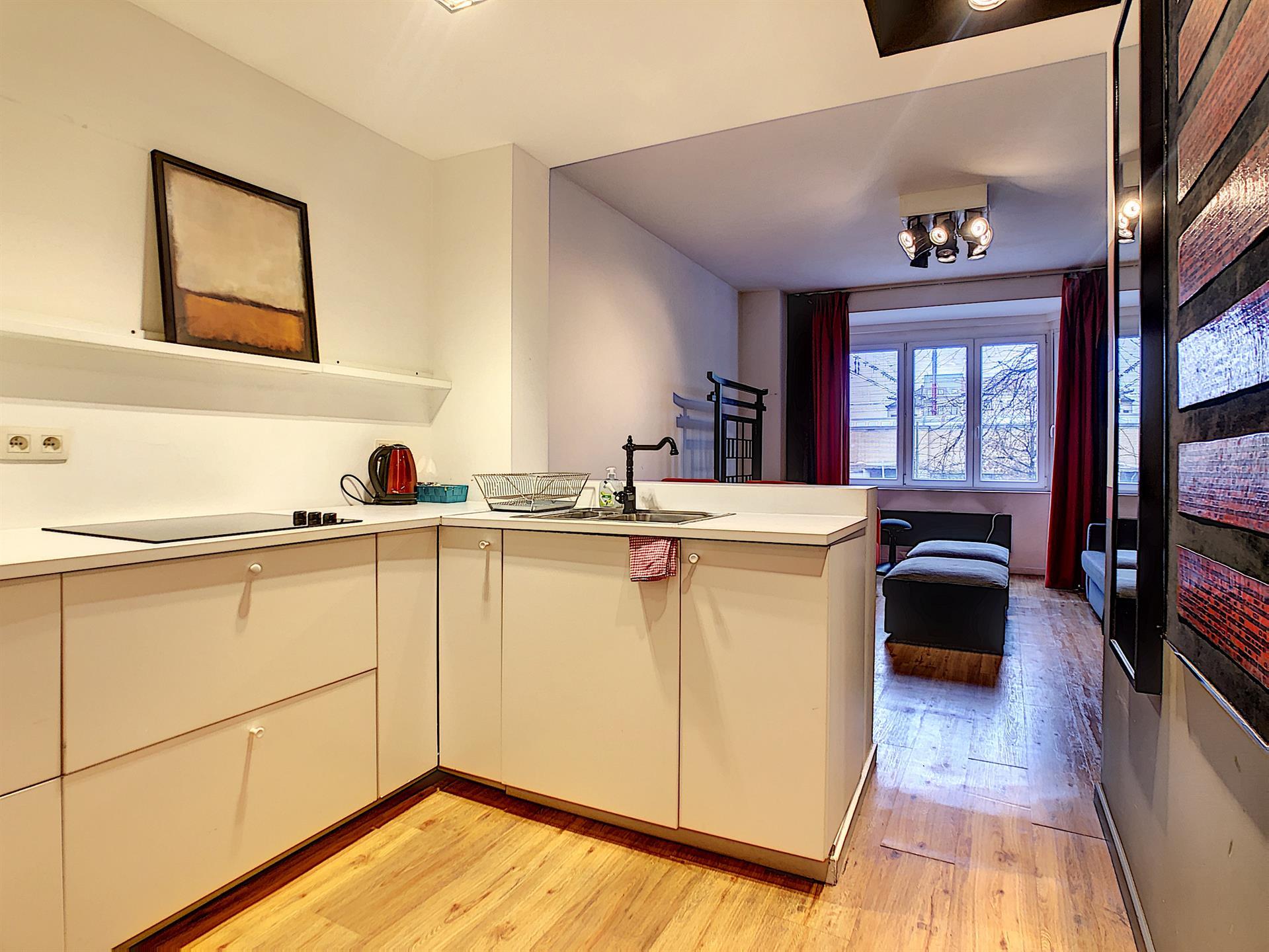 Appartement - Sint-Gillis - #4236948-1