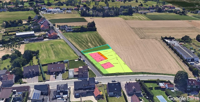 Terrain à bâtir - Sint-Pieters-Leeuw - #4238883-1