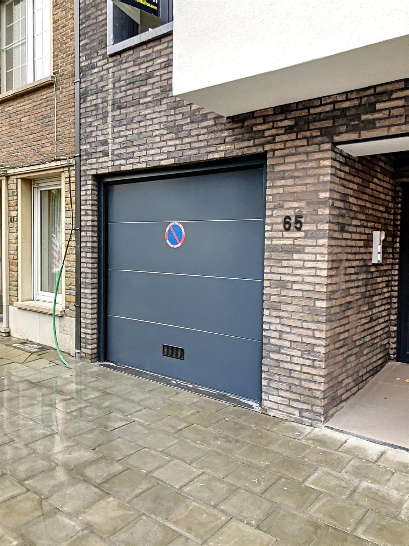 Parking intérieur - Anderlecht - #4252379-0