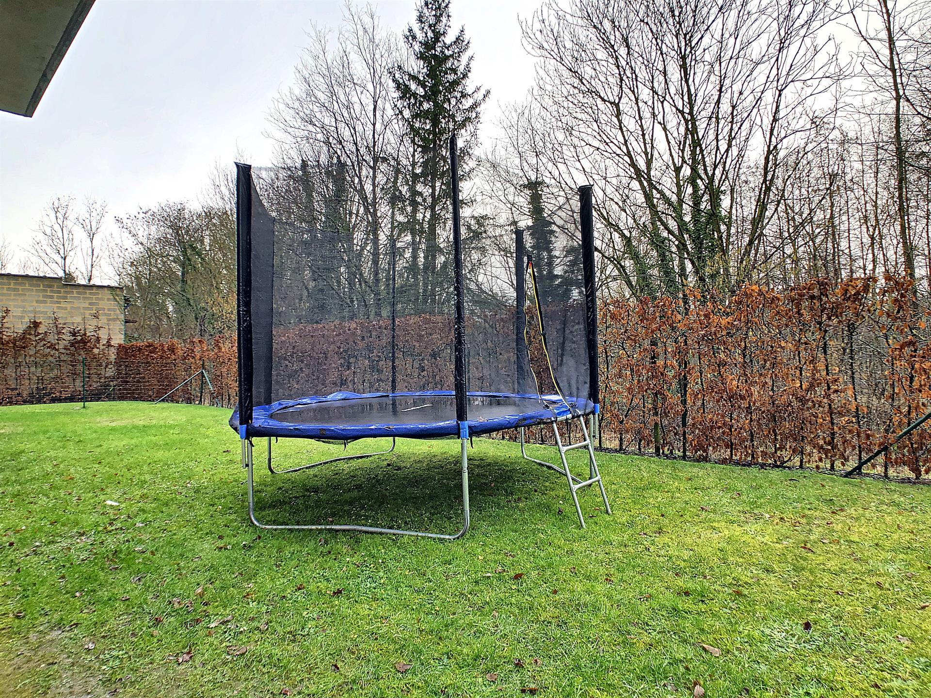 Rez-de-ch. avec jardin - Sint-Pieters-Leeuw - #4273885-14