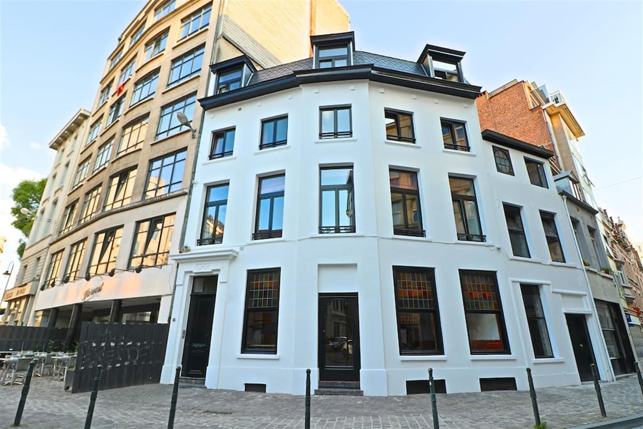 Chambre - Bruxelles - #4276187-5