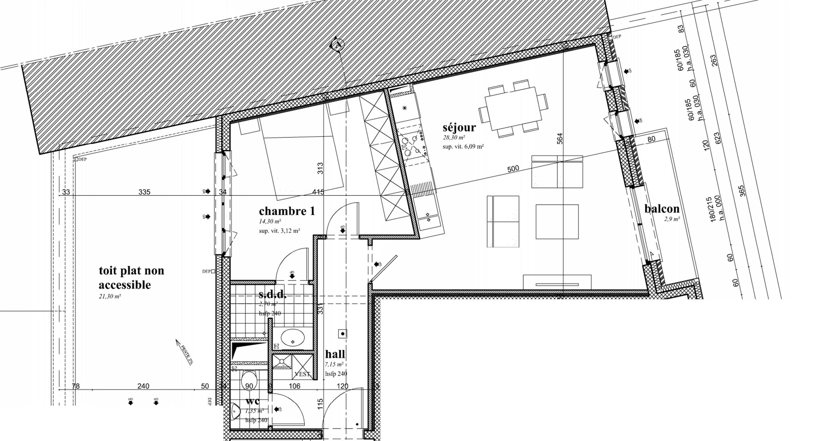 Appartement - Anderlecht - #4314004-5