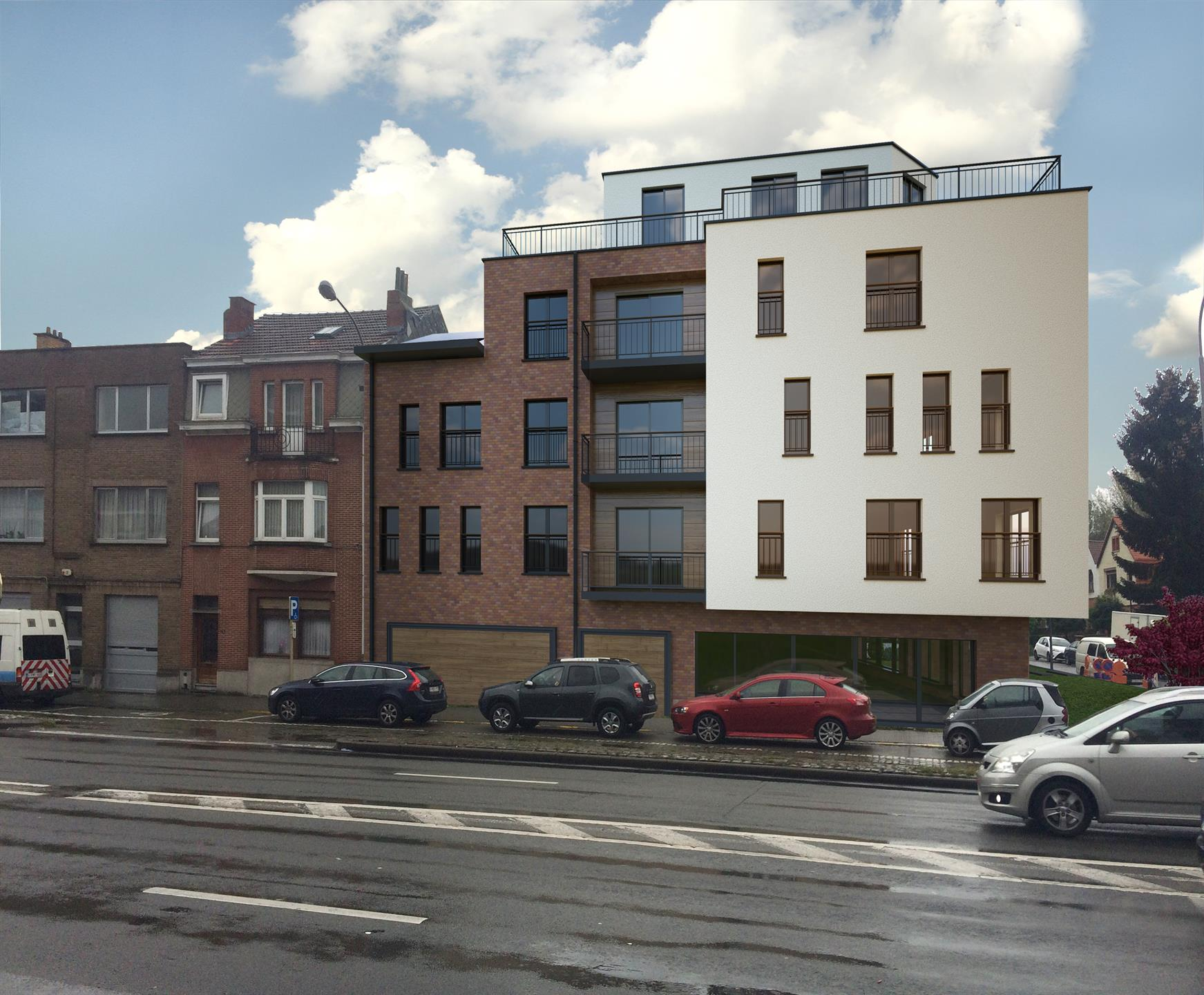 Appartement - Anderlecht - #4314004-1