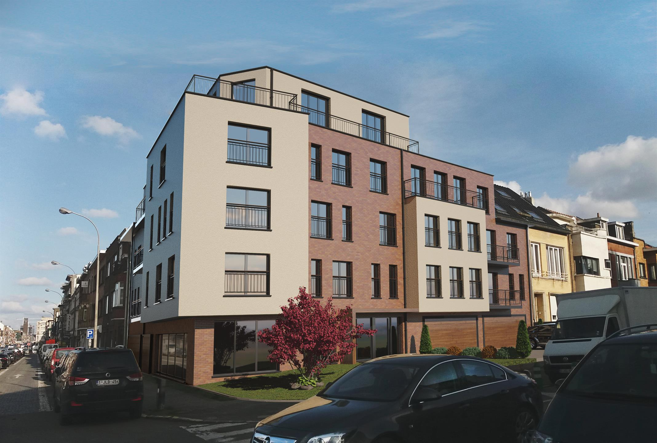 Appartement - Anderlecht - #4314031-0