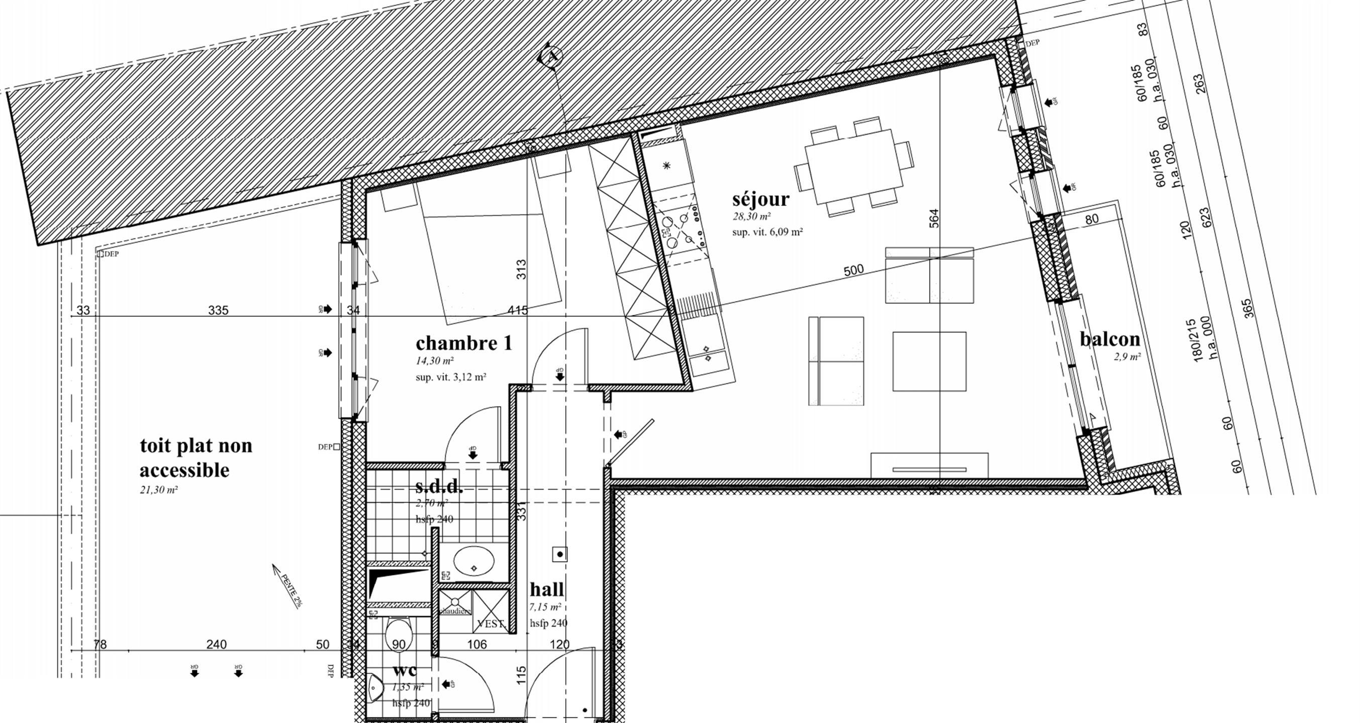 Appartement - Anderlecht - #4314031-3