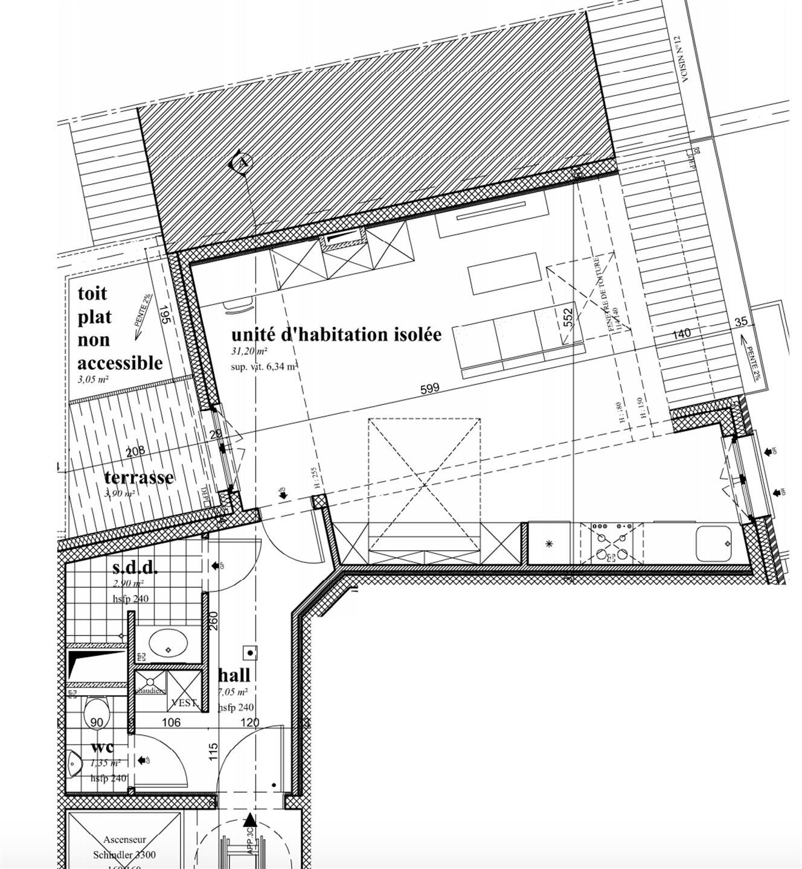 Studio - Anderlecht - #4314053-3