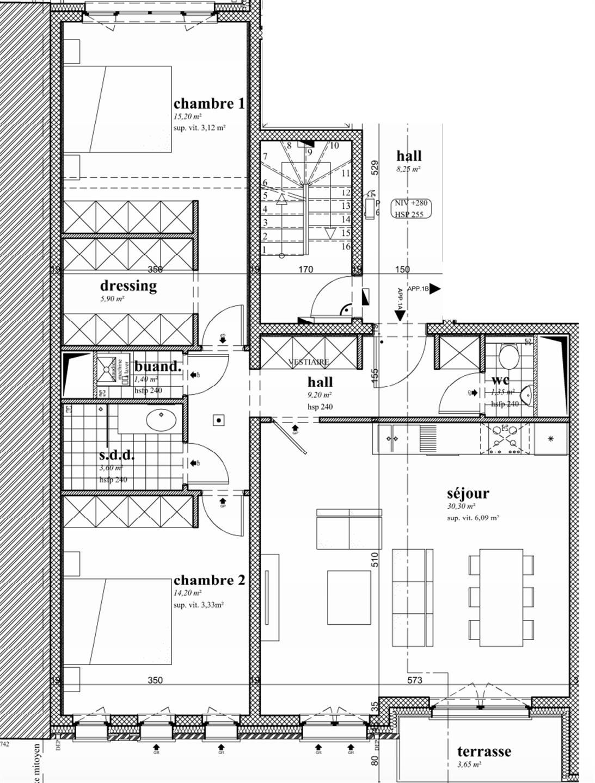Appartement - Anderlecht - #4314075-0