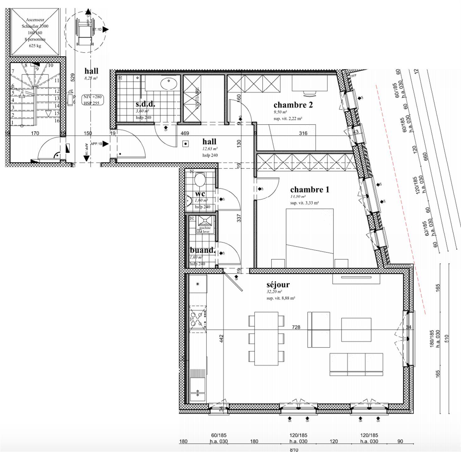 Appartement - Anderlecht - #4314084-3