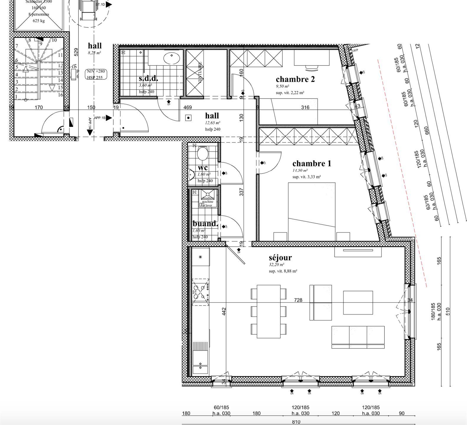 Appartement - Anderlecht - #4314100-0