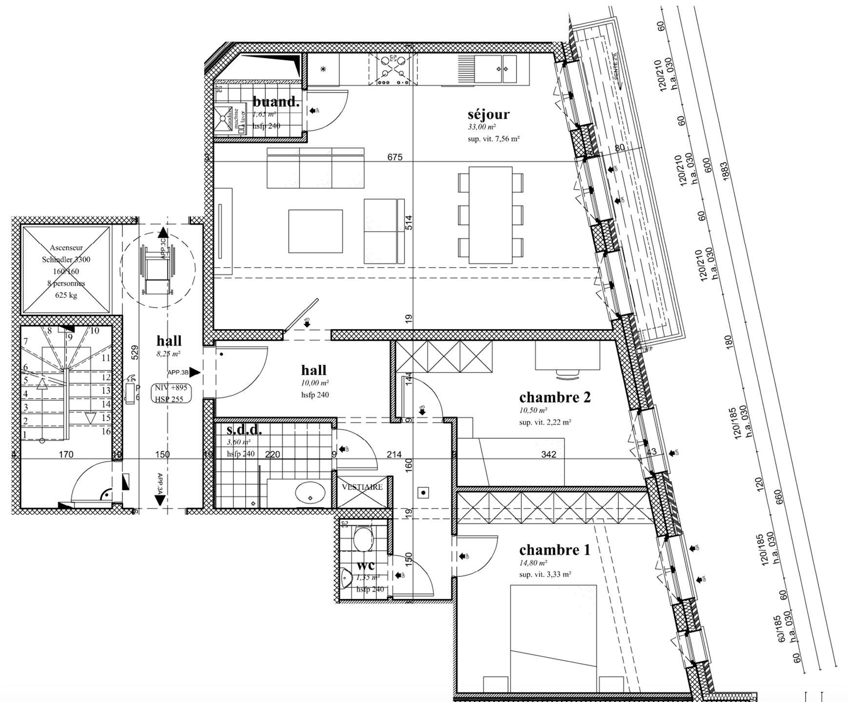 Appartement - Anderlecht - #4314104-3