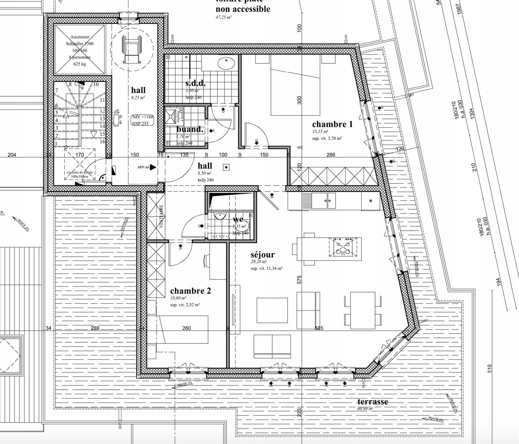 Penthouse - Anderlecht - #4314110-3