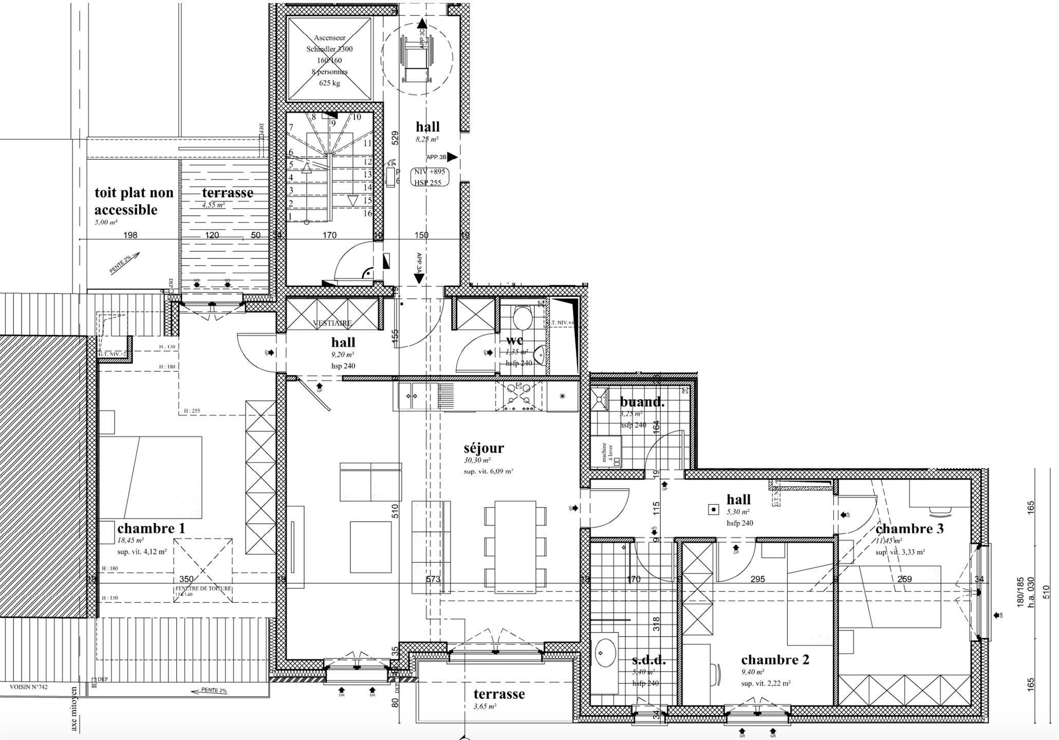 Appartement - Anderlecht - #4314114-3