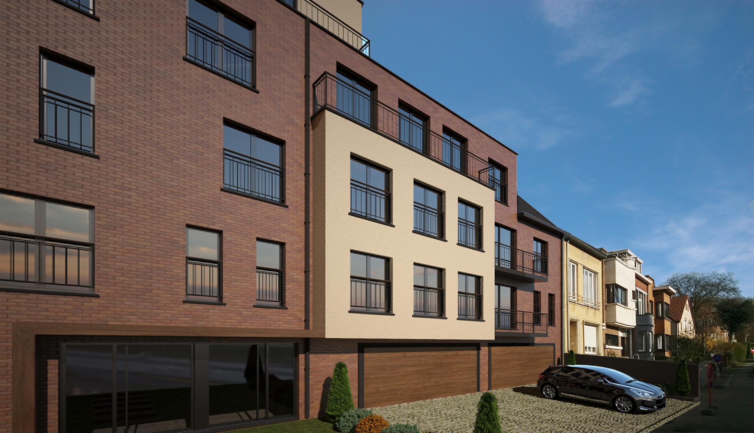 Appartement - Anderlecht - #4314114-1
