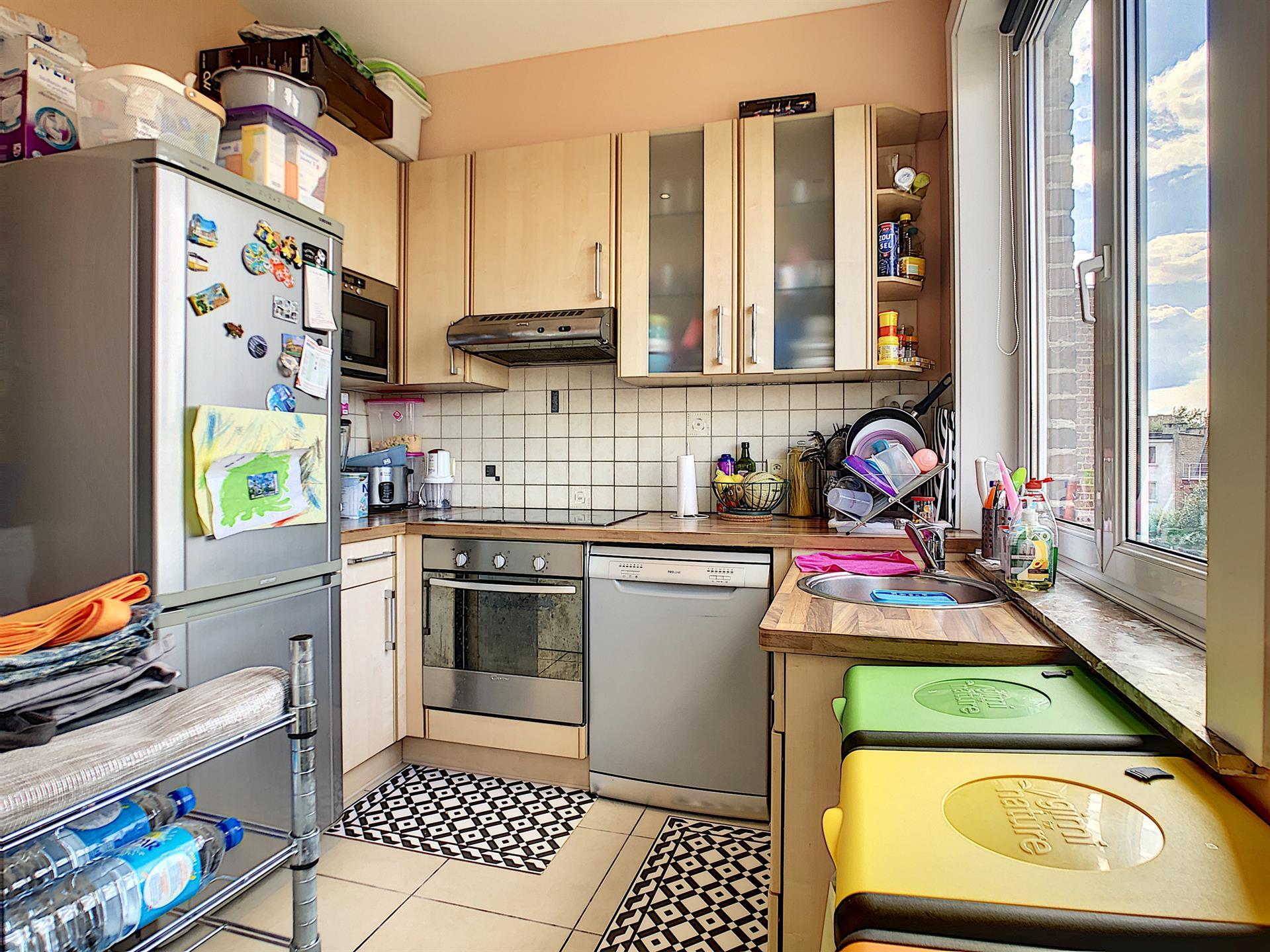 Appartement - Anderlecht - #4443185-1