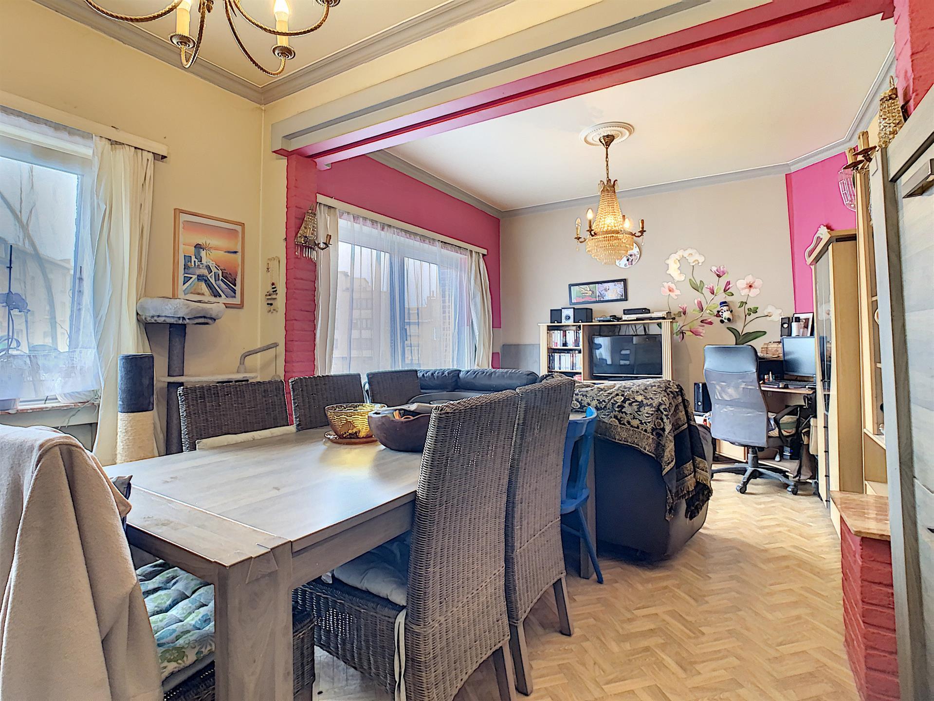 Appartement avec jardin - Anderlecht - #4449037-2