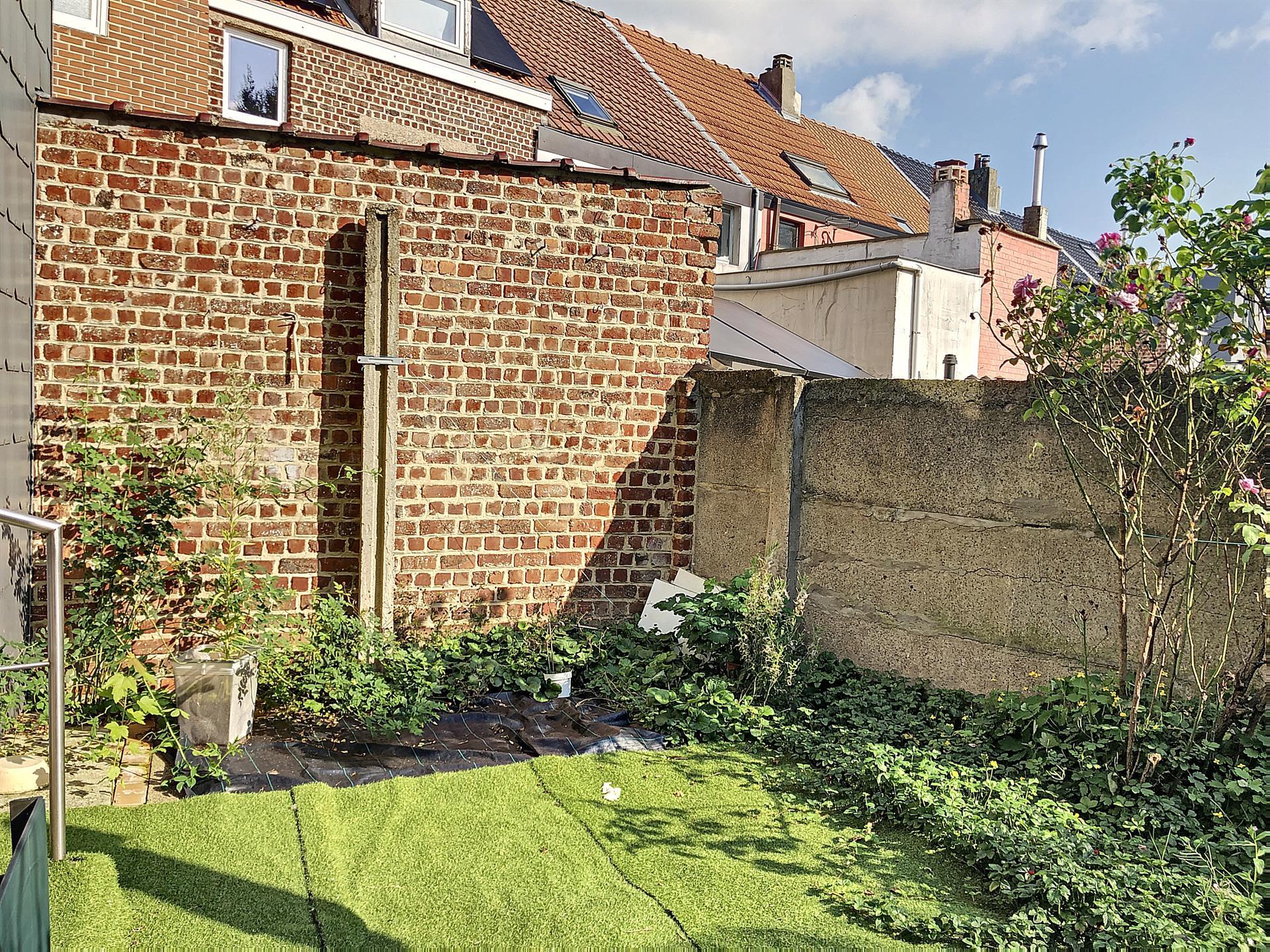 Appartement avec jardin - Anderlecht - #4449037-7