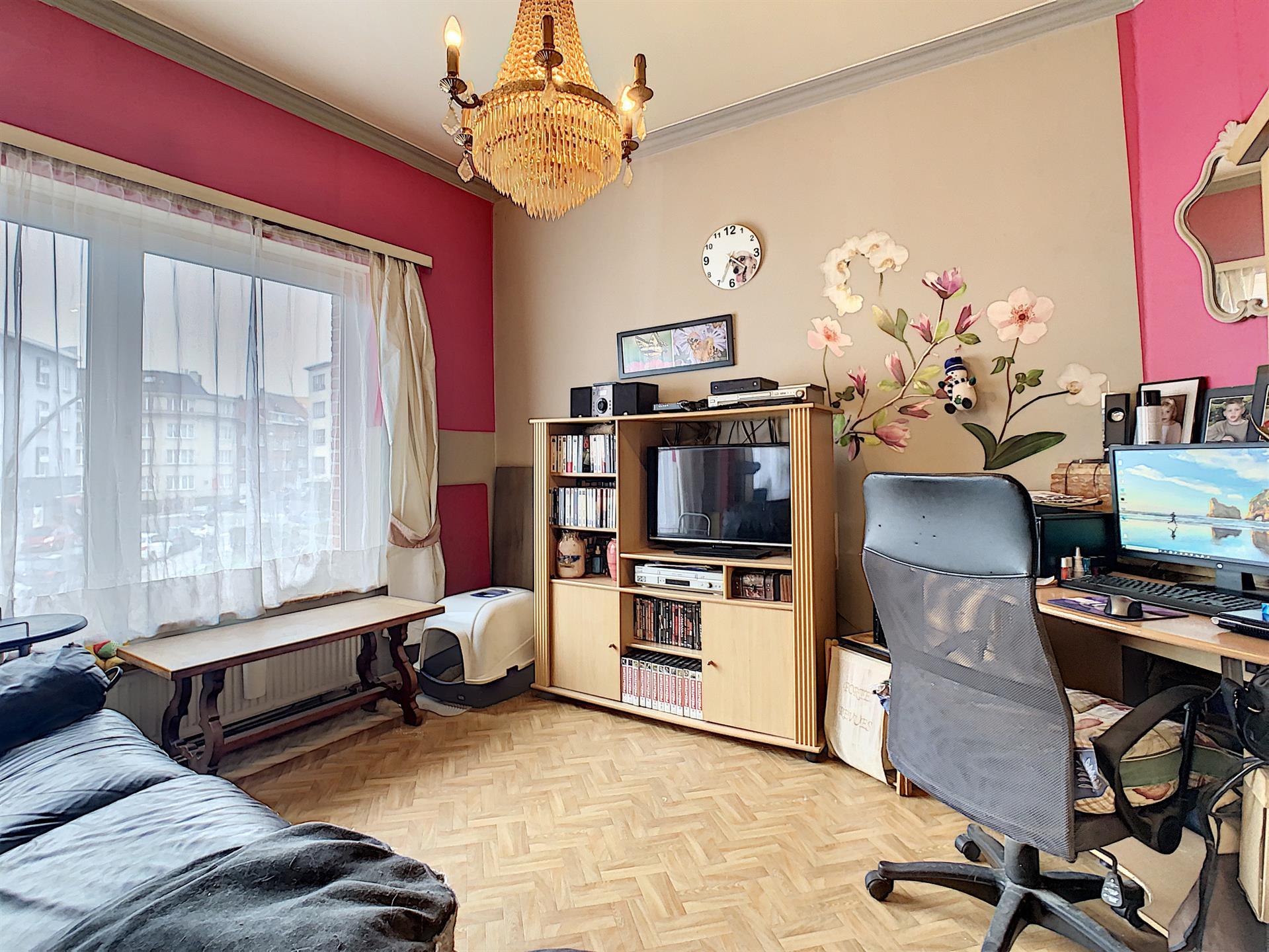 Appartement avec jardin - Anderlecht - #4449037-0
