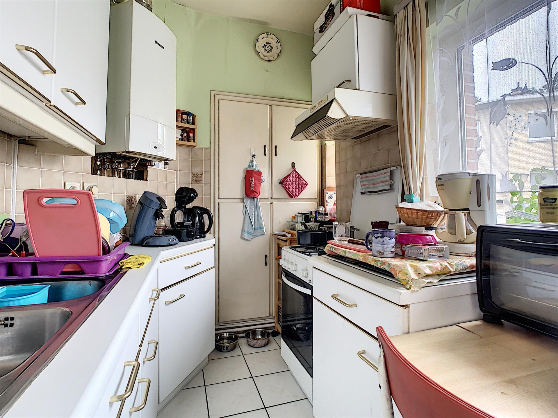 Appartement avec jardin - Anderlecht - #4449037-3