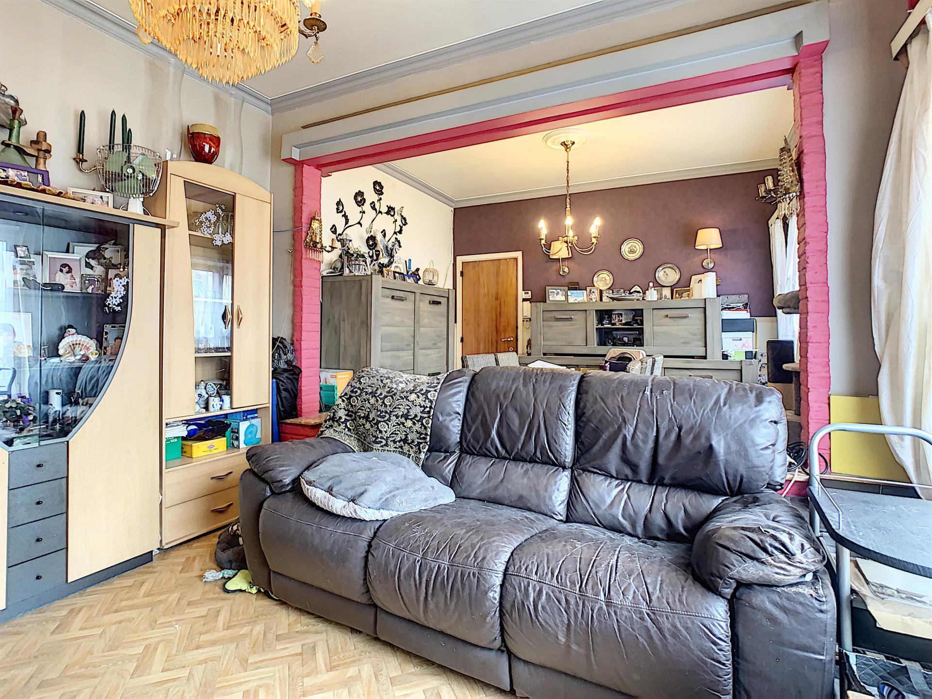 Appartement avec jardin - Anderlecht - #4449037-1