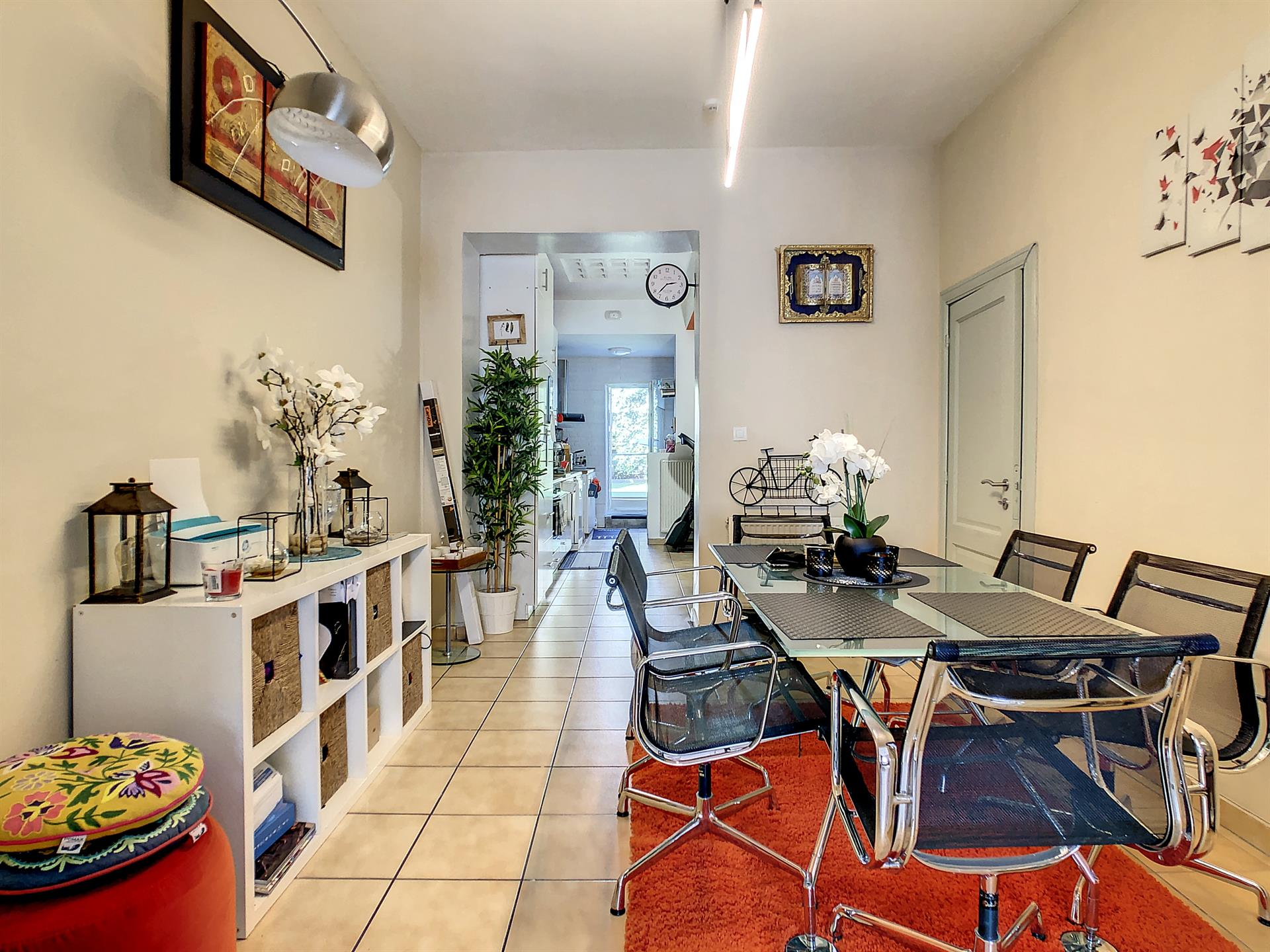 Immeuble à appartements - Anderlecht - #4499287-1