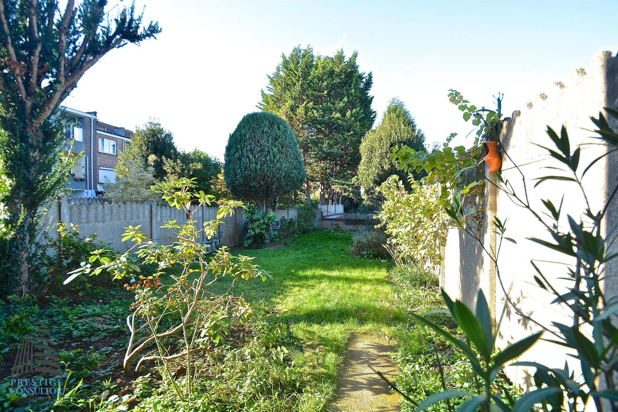 Appartement avec jardin - Anderlecht - #4516225-0