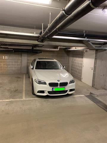 Inside parking - Uccle - #3968921-0