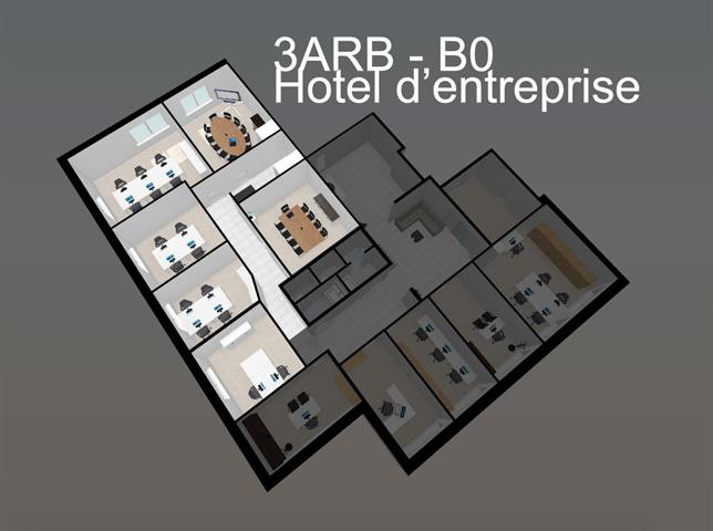 Multi-purpose building - Uccle - #3974643-9