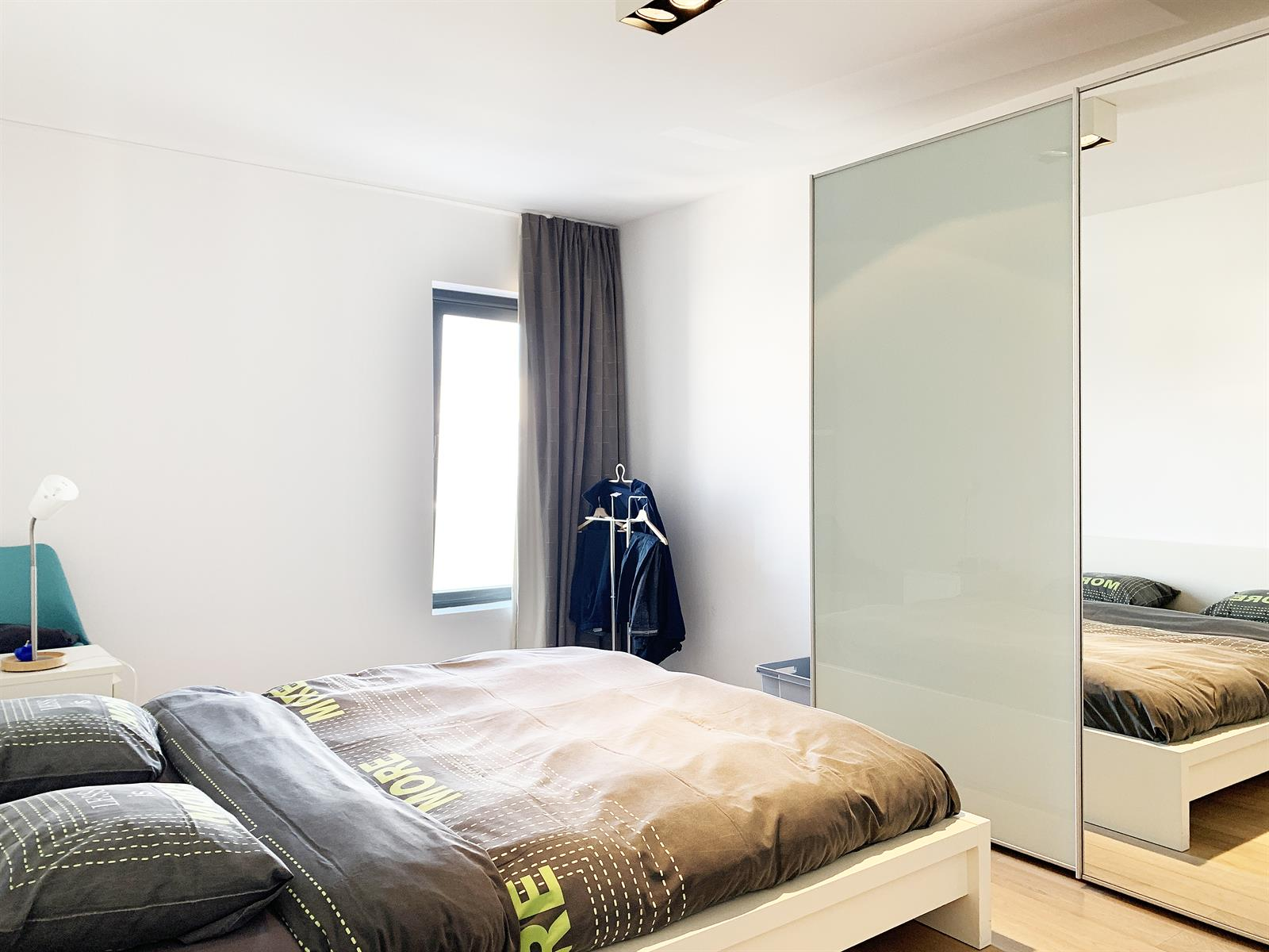 2 slaapkamerappartement met zicht op natuurgebied.