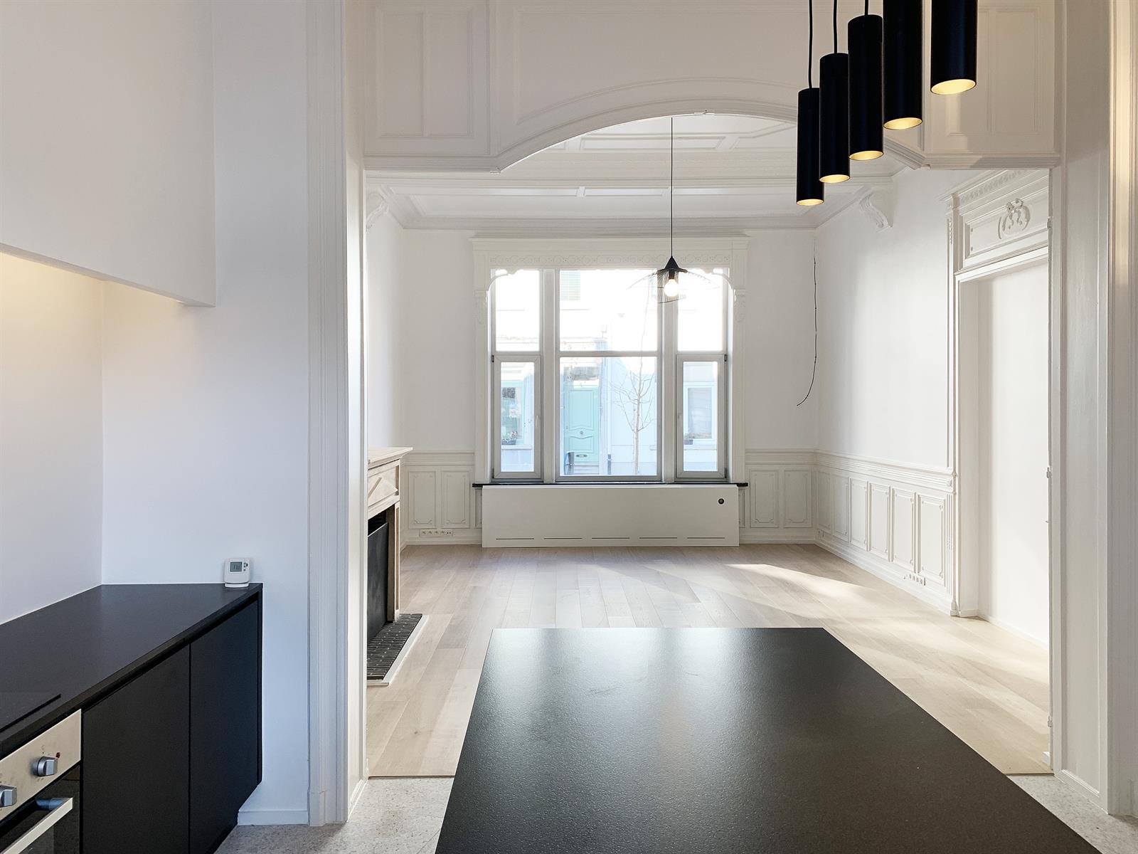 Authentiek gerenoveerd appartement