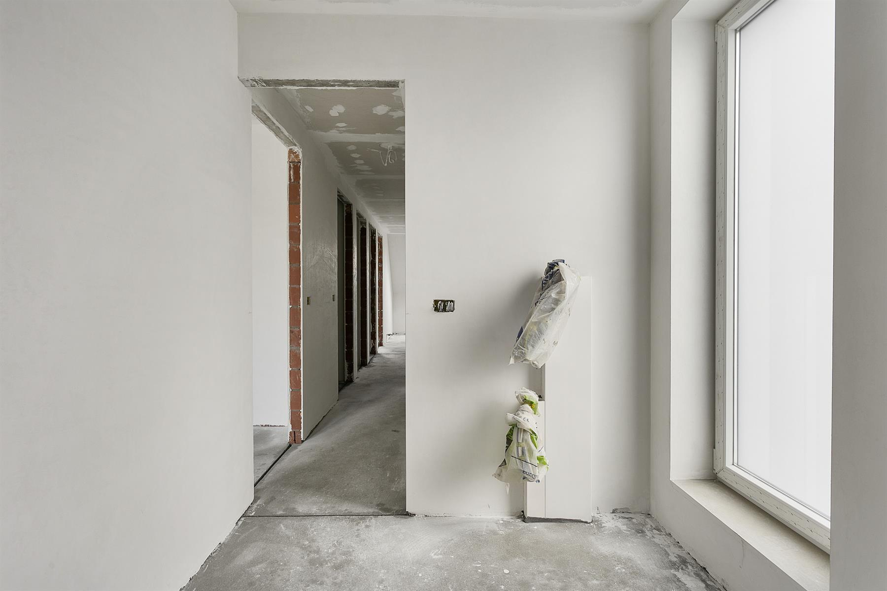 Penthouse (100m²) met 3 slpk en groot terras (18m²)