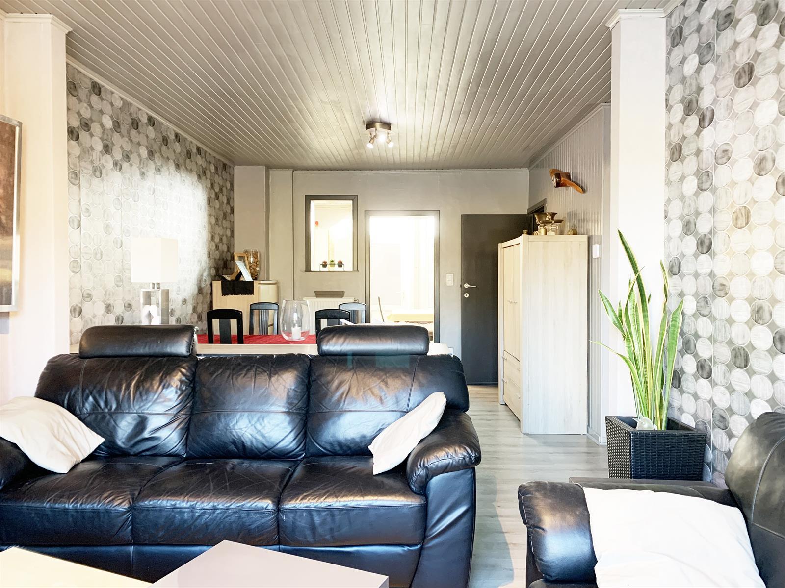 Charmante stadswoning te Gent met drie slaapkamers