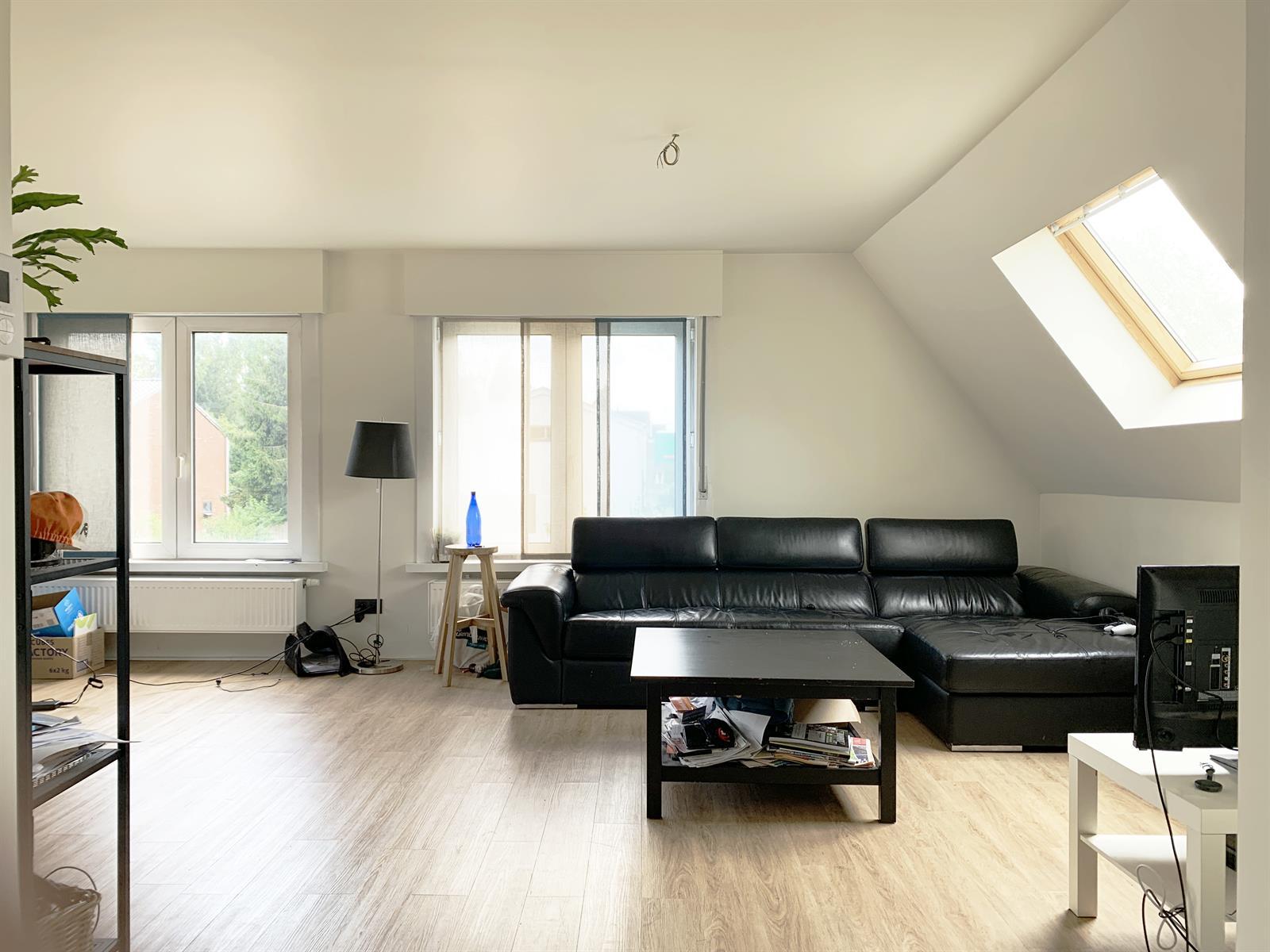 Recent duplexappartement in het centrum van de Pinte