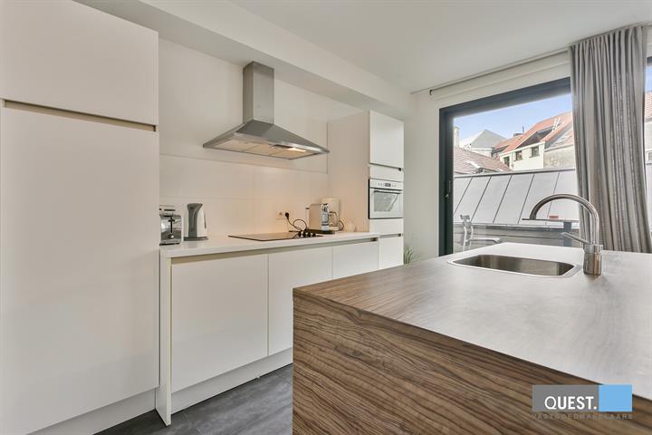 Appartementduplex te Antwerpen, Lange Koepoortstraat  2