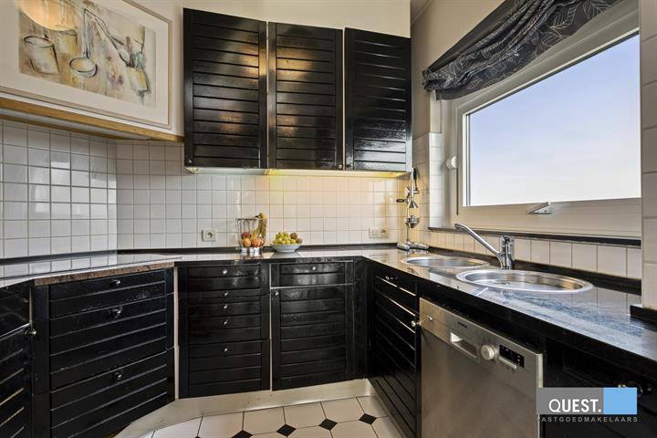 Appartementpenthouse te Antwerpen, Rucaplein 617