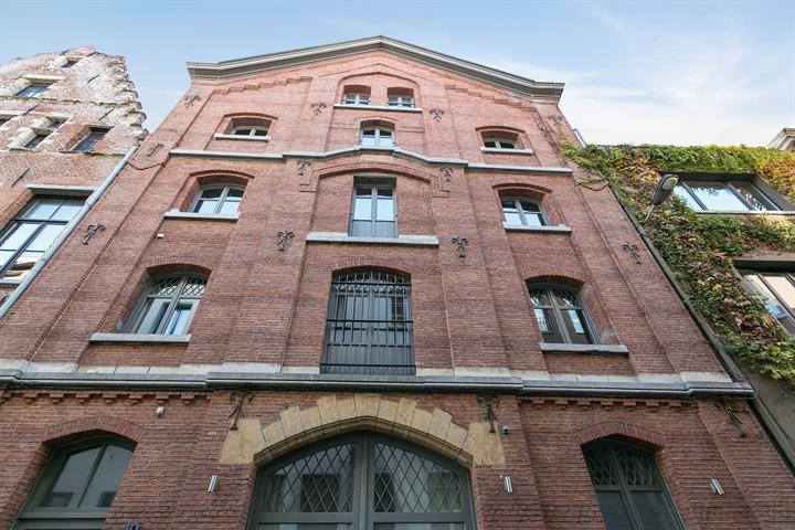 Appartementpenthouse te Antwerpen, Jeruzalemstraat  10