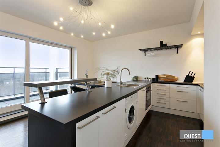 Appartementappartement te Antwerpen, Rucaplein