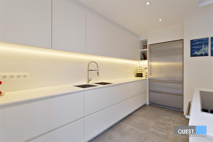 Appartementduplex te Antwerpen, Frankrijklei 86a