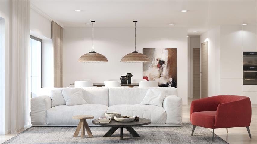 Appartement - LOT  1.1 - Saint-Ghislain Hautrage