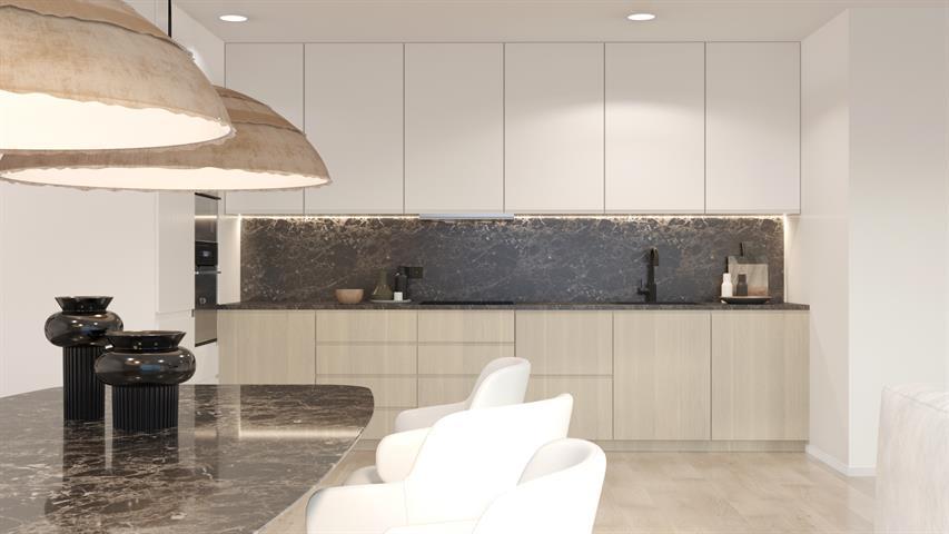 Appartement - LOT  0.2 - Saint-Ghislain Hautrage