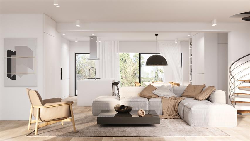 Duplex - LOT 2.2 - Saint-Ghislain Hautrage