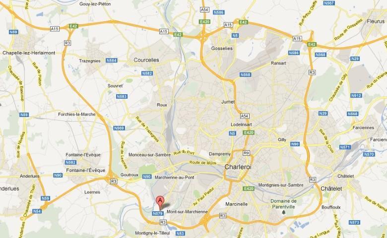 Bureaux & entrepôts - Montigny-le-Tilleul - #3224164-4