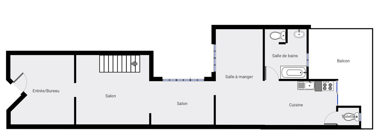 Maison - Charleroi - #4251759-17