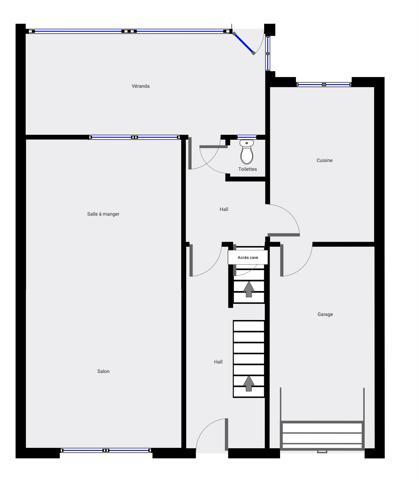 Maison - Charleroi - #4521115-17