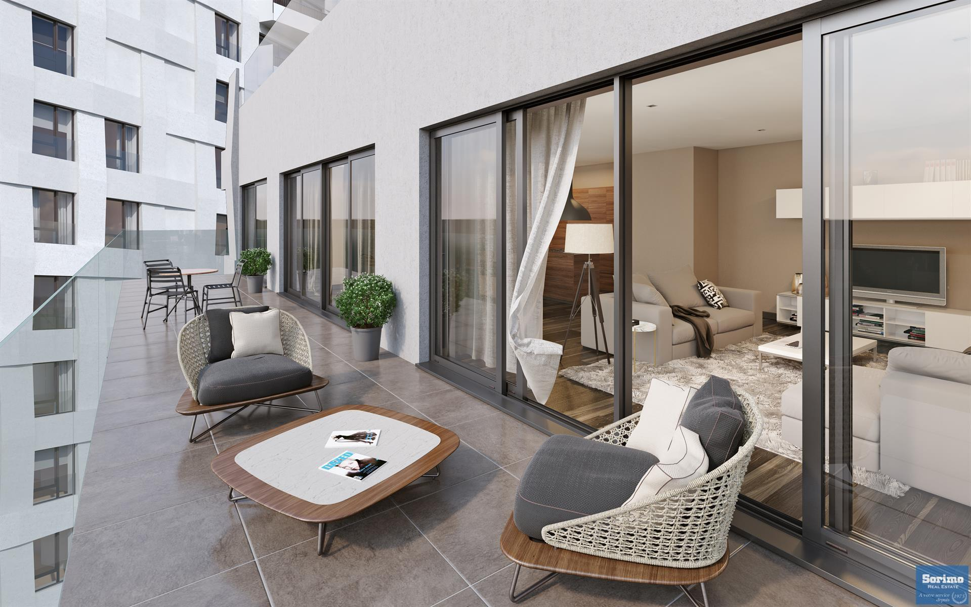 Appartement - Auderghem - #3845867-2