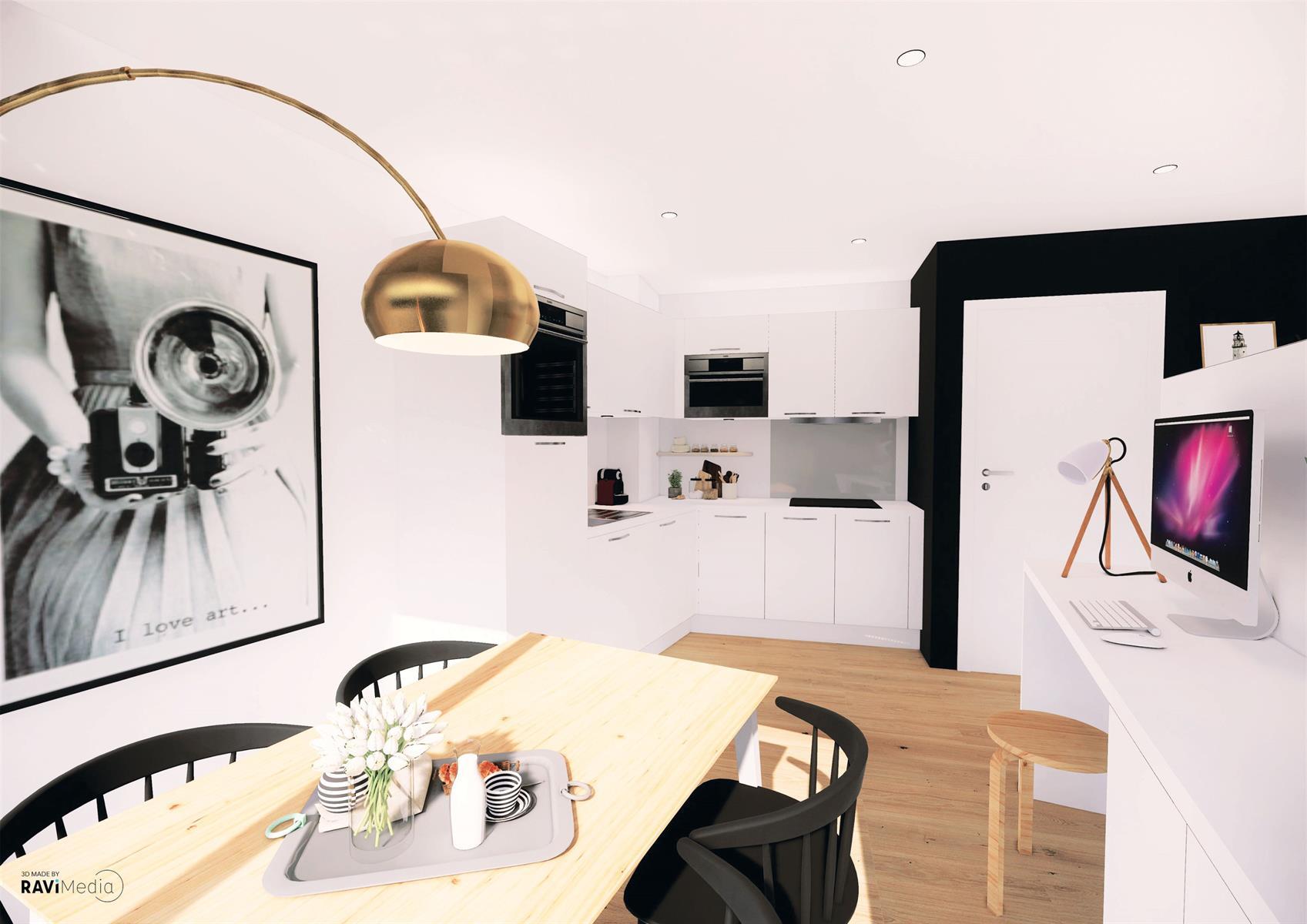 Studio - Auderghem - #3978305-0