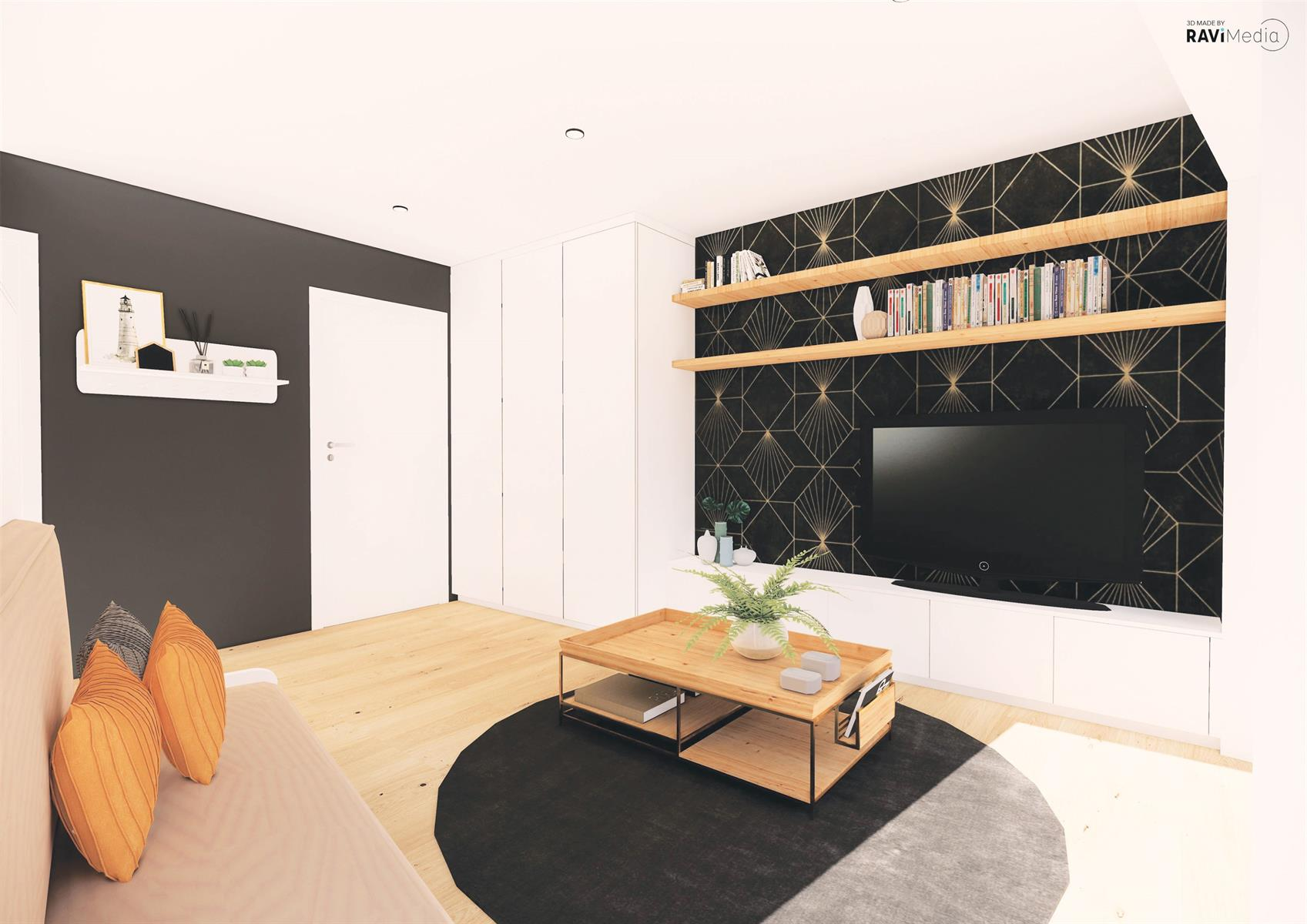 Studio - Auderghem - #3986352-2
